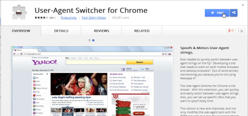 tukar chrome ke internet explorer