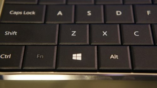 butang windows di keyboard