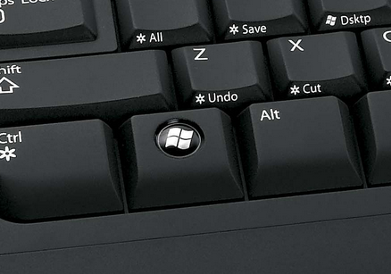 tips dan trick windows button