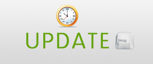 tips rajin update blog